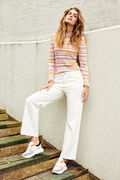 Janis jeans ivory Claire