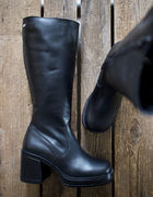 Winy boots black Musse & Cloud