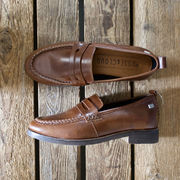 Marsel loafer brown Musse & Cloud