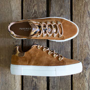 Aviana Snake tan suede Pavement
