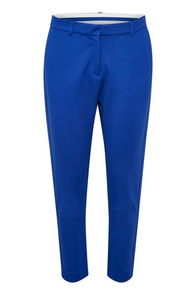 Garrow fashion pants indigo blue Karen by Simonsen