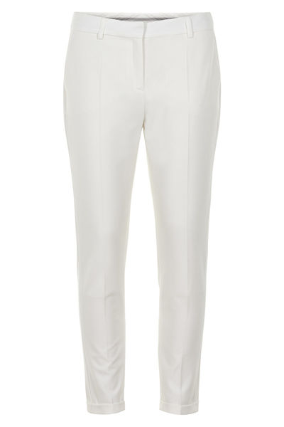 Sydney cigaret pants snow white Karen by Simonsen