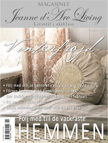 Jeanne a'Arc Living tidning, nr.2, 2017