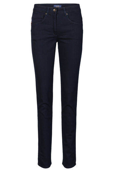 Super-stretch jeans dark navy Claire