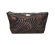 Daily cosmetic bag Palm Brown Pipol's Bazaar